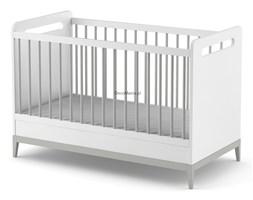 Łóżko dziecięcie 120x60 - Timoore - Elle szary
