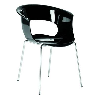 Machina Meble MISS B ANTISHOCK Krzesło Czarne - 2690-380