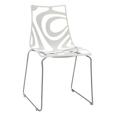 Machina Meble WAVE Krzesło Białe - 2265-201