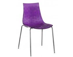 Krzesło BRILANTE fioletowe