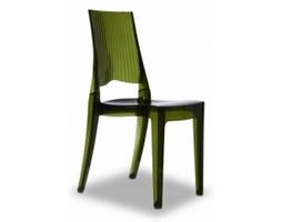 Krzesło Glenda, ciemna zieleń