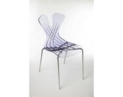 Krzesło RABBIT transparentne