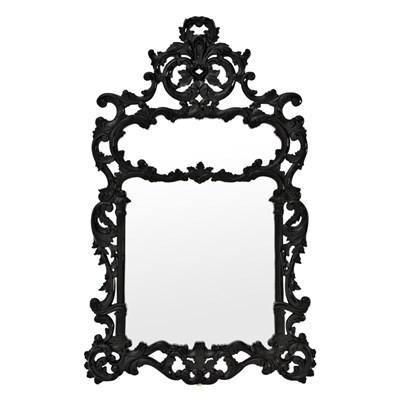 EICHHOLTZ Lustro Sheldon 98 x 158 x D. 7 cm czarne - 09036