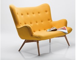 Kare design :: Sofa Angels Wings Yellow 2-Osobowa