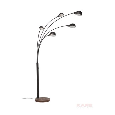 Kare Design Five Fingers Rusty Lampa Stojąca 220 cm - 36641
