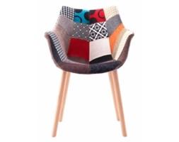 Krzesło Alfred patchwork