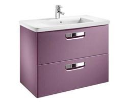 Szafka z umywalką w zestawie GAP 60 fioletowa A855710577 Roca