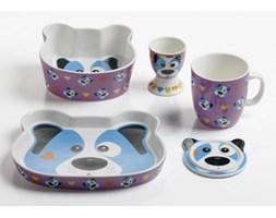 Maxwell Williams Tickle Critters - Zestaw Porcelany dla Dzieci - Piesek
