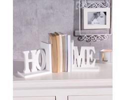 Dekoria Podpórki na książki Home, komplet 2szt. białe