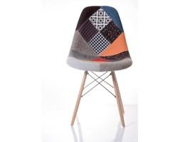 Krzesło Patchwork P016W inspirowane DSW