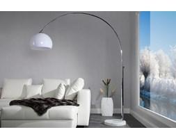 Lampa podłogowa Murano 175-205cm (biała)