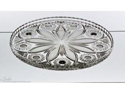 Tortownica kryształowa 29,5 cm - 0001 -