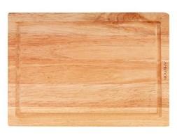 Deska z drewna kauczukowego