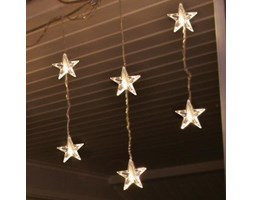 Zasłona świetlna Stern, 20-częściowa, do wnętrz