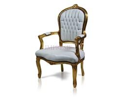"""Barokowy, dekoracyjny fotel z serii """"Luisa"""""""