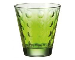 Leonardo OPTIC Szklanka Niska 220 ml - Zielona