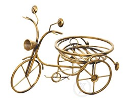 134 - Kwietnik Rower mały