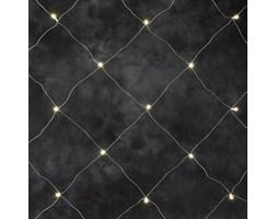 Sieć światełek LED 32-punktowych ciepła biel 1m