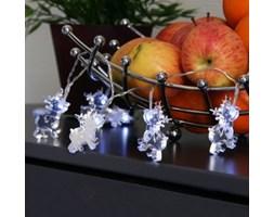 20-punktowe lampki świąteczne LED Renifer
