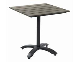 Stolik aluminiowy BISTRO 70x70x74 cm PWOOD