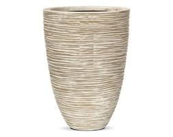 Donica ogrodowa ceramiczna śr 36x47 cm