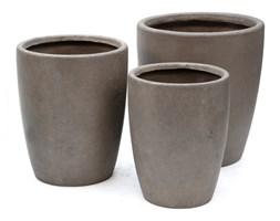 Donica ogrodowa beton akryl L śr.41X50,5
