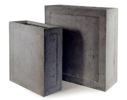 Donica ogrodowa beton akryl M 60X25X72