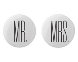 Wieszaki Mr. i Mrs.