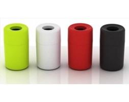 Kosz na odpadki - Qualy - HOLE w różnych kolorach