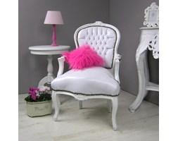 Barokowy, dekoracyjny fotel