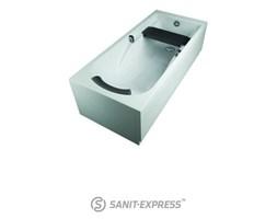 Koło Comfort Plus Wanna prostokątna bez uchwytów - 160/80 cm XWP1460