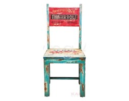 Krzesło Ipanema, kare design