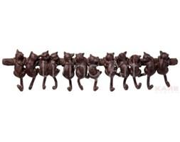 Wieszak Shelf Cats, kare design