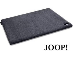 Dywanik łazienkowy Joop! Basic - szary ciemny