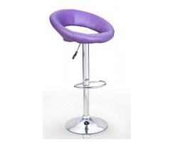 Hoker Ringo w kolorze fioletowym stołek barowy