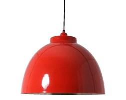 Light & Living Lampa Wisząca Kylie Ø30 cm Aluminium Czerwona - 3036079