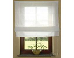 Dekoria Roleta rzymska Capri, prześwitująca, biała, szer.80 x dł.170 cm, Romantica