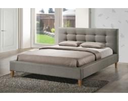 Łóżko TEXAS 160x200, szary