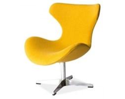 Fotel FELIX, żółty