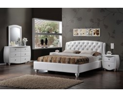 Łóżko POTENZA 160x200, biały