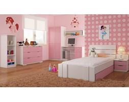 Arhus High Drawers łóżko dla dzieci i młodzieży 90x200