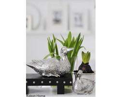 Srebrna kaczka - Dekoracja DUCK