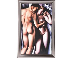 Kare Design Adam et Eve Obraz 140x90cm - 35807