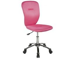 Fotel biurowy Q-037, różowy