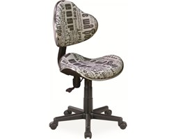Fotel biurowy Q-G2, text