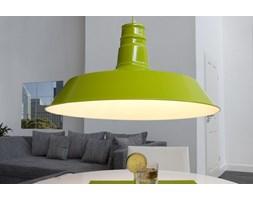 Przemysłowa lampa wisząca UVA Zielona