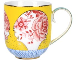 BL Royal Yellow 325ml mug