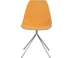 Zuiver :: Krzesło Fourteen żółte/chromowane