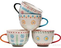 Kare Design Grandmas Flowers Round Filiżanka Różne Wzory - 35967
