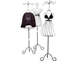 Kare Design Haute Couture Wire Wieszak Na Ubrania Różne Wersje - 35993